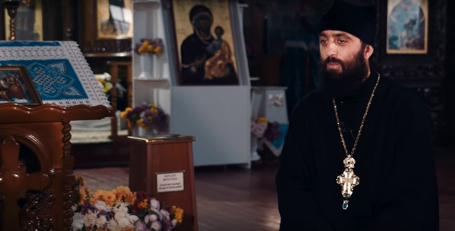 (ВИДЕО) Прот. Александр Дереволков в передачи на NTS беседы о православии