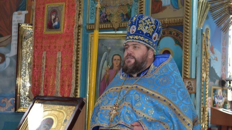(ВИДЕО) Протоиерей Георгий Готка. Проповедь после освящения колодцев в Кирсово