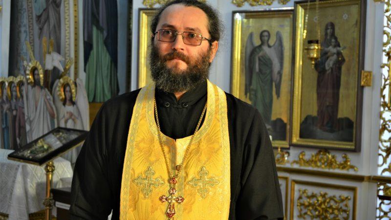 (ВИДЕО) Прот. Константин Камбур рассказал о жизни святых Петра и Павла