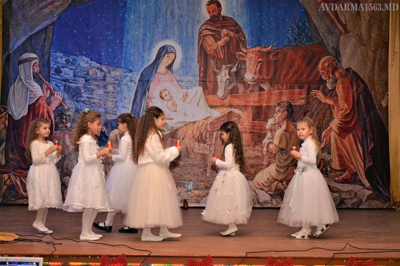 (ВИДЕО) В Авдарме состоялся Рождественский концерт