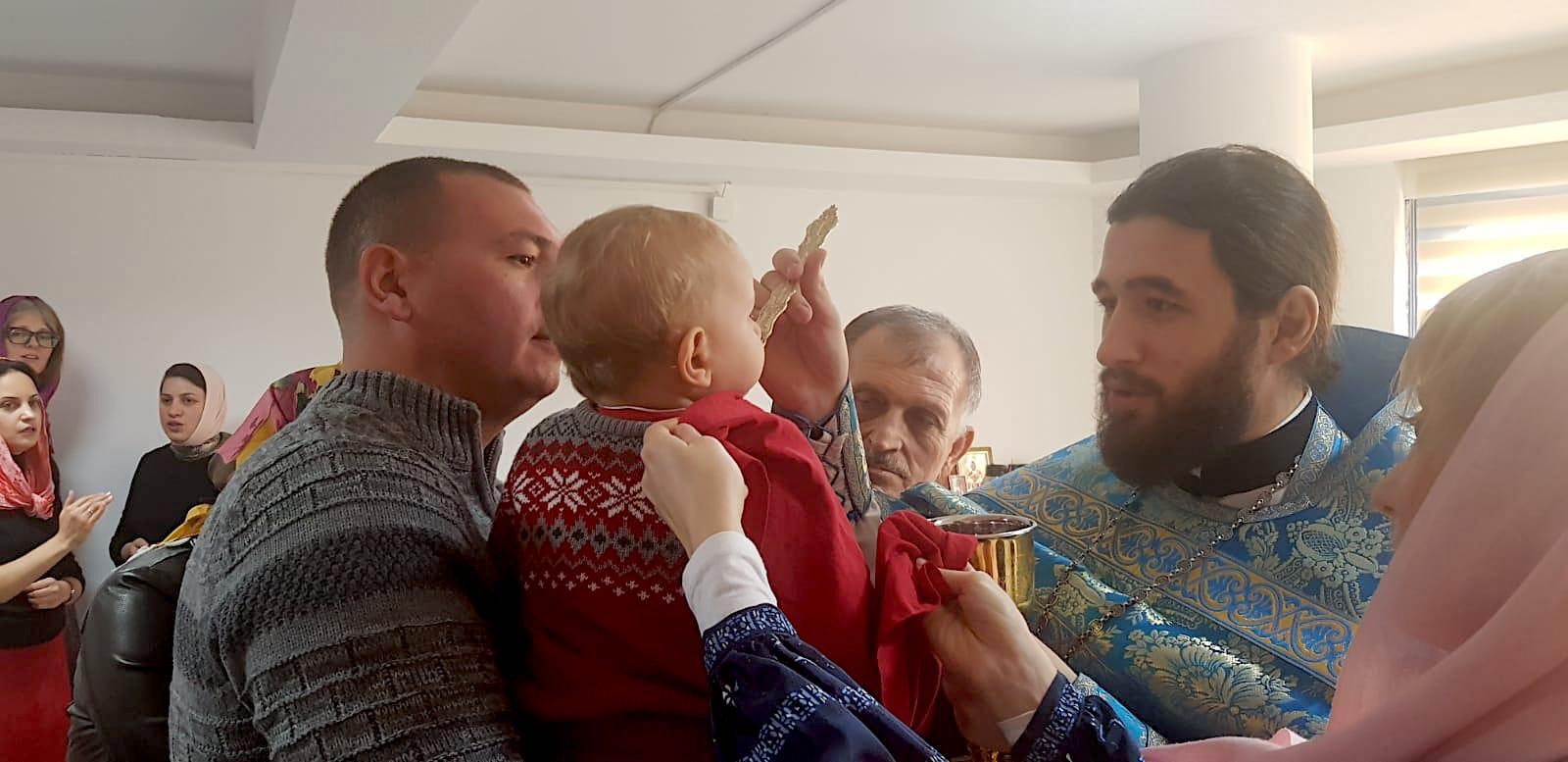 (ФОТО) Уроженцы Гагаузии на Рождество молились в Турции