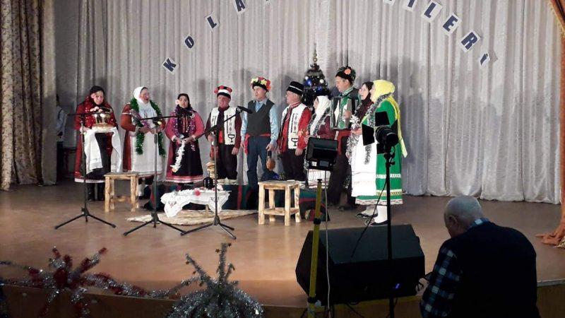 В Томае прошел Региональный Рождественский фестиваль Kolada adetleri 2020