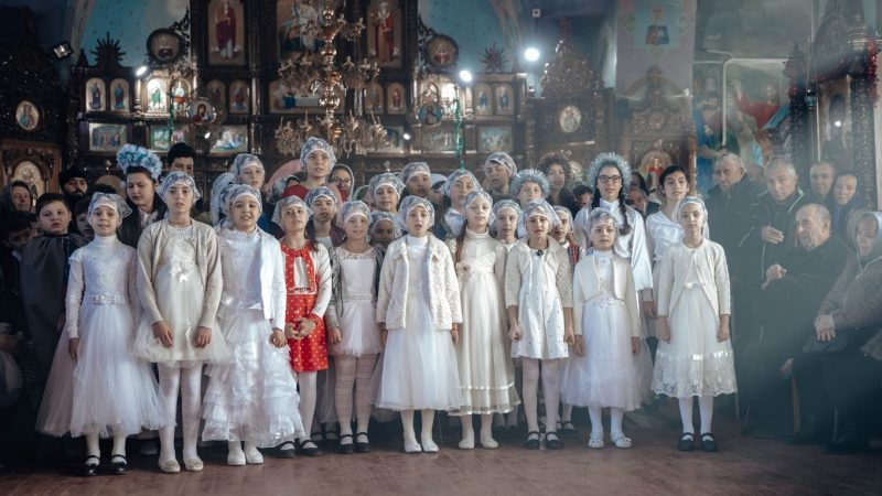 (ФОТО/ВИДЕО) В храме г. Тараклия состоялся Рождественский концерт