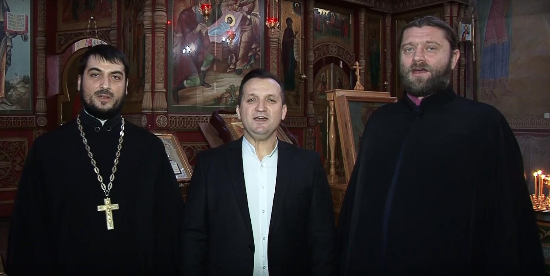 (ВИДЕО) В сети появился видеоролик колядки «Kolada»