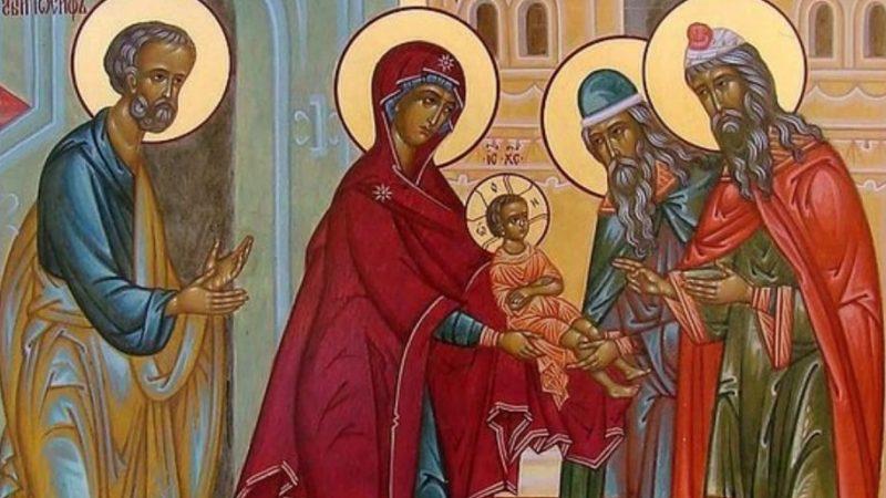 Обрезание Господне — 14 января