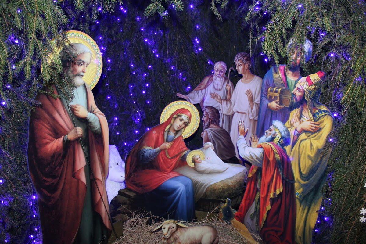 Рождество Христово — 7 января, история праздника