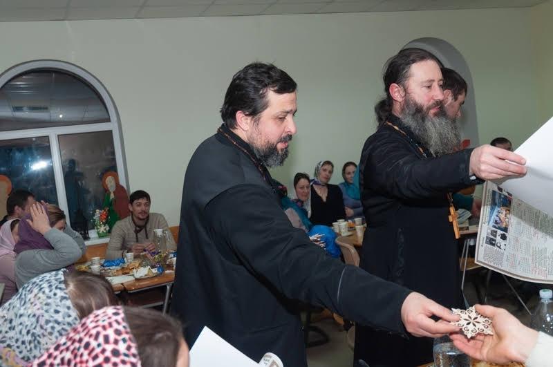 (ФОТО) В церковной школе храма Копчак прошел 22-ой вечер встречи с выпускниками