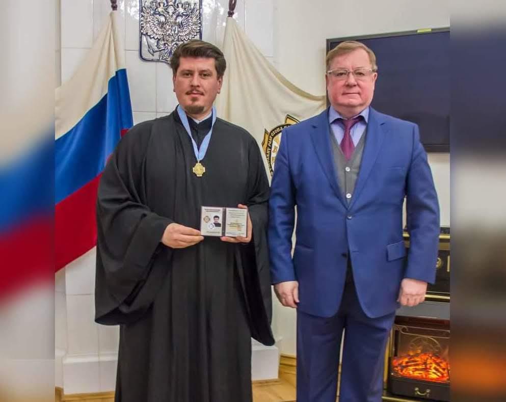 Уроженец Гагаузии стал действующим членом «Императорского Палестинского Православного Общества»