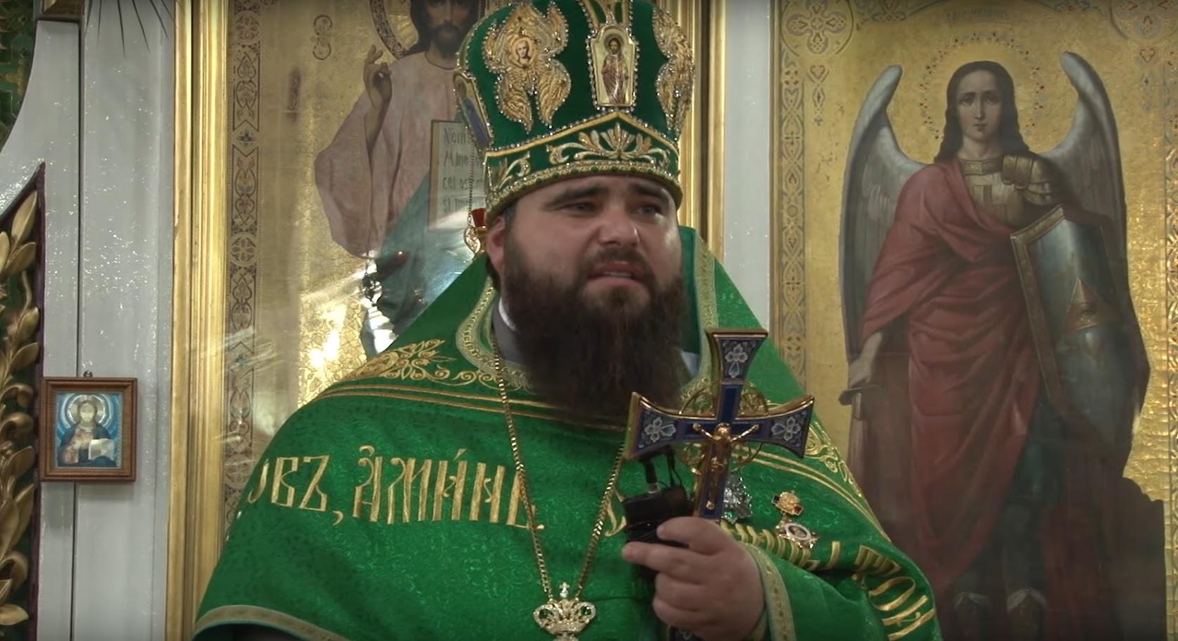 (ВИДЕО) Протоиерей Владимир Паскалов назначен настоятелем храма в Тараклии