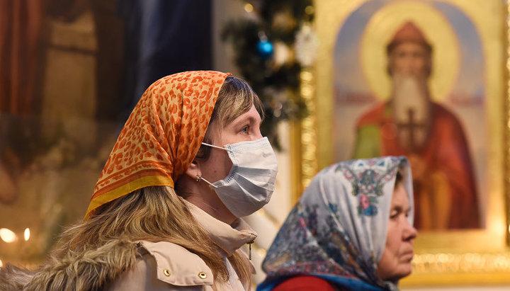 Ходить ли в церковь во время эпидемии коронавируса?
