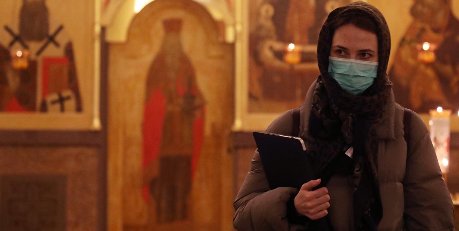 Рекомендации Церкви в связи со случаями подтверждения коронавируса в Республике Молдова
