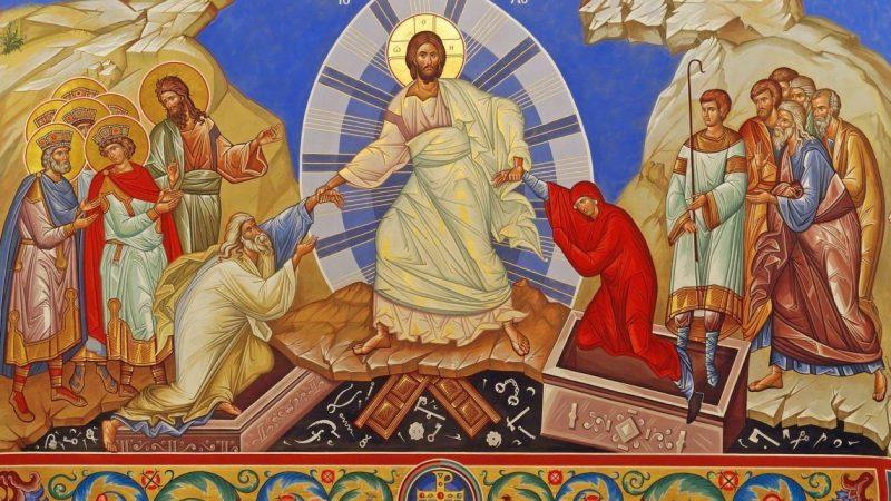 Сегодня празднуется отдание Пасхи