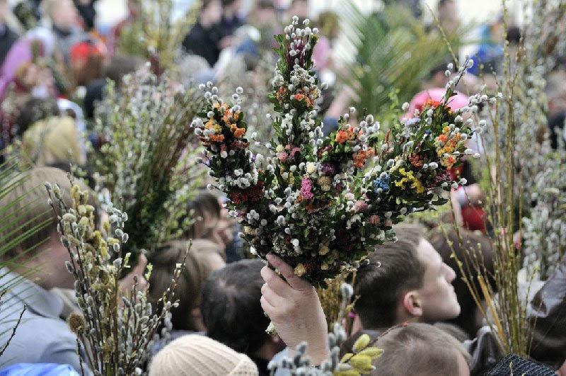 Зачем и почему освящают вербы в День входа Господня в Иерусалим?