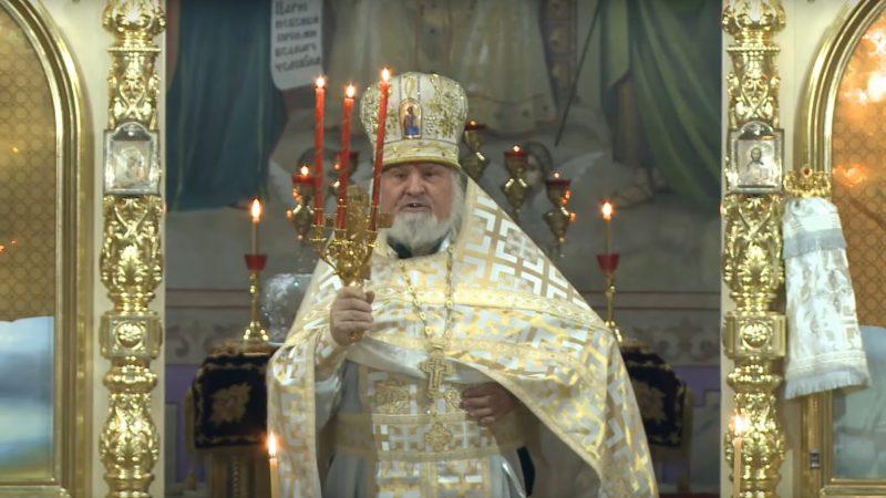 Некролог о духовнике Комратского собора архимандрите Илиане (Бондарь)
