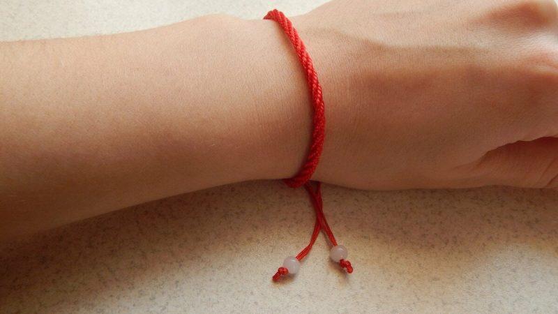 Почему православный христианин не может носить красную нить на руке?
