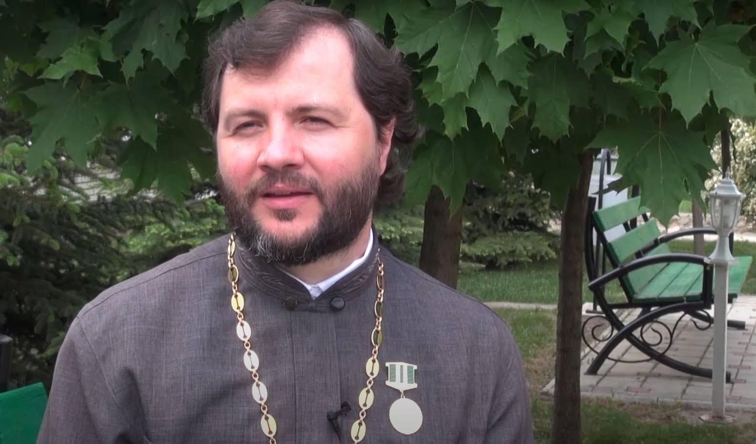 (ВИДЕО) Иер. Димитрий Узун: «Терпению и смирению каждый должен научить себя сам»