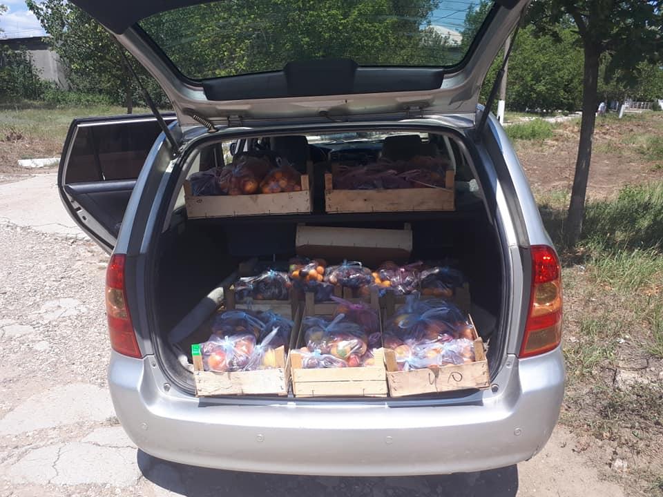 Очередная помощь от храма передана в больницу Чадыр-Лунги