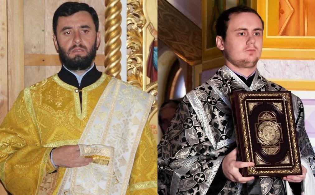 Епископ Анатолий совершил две хиротонии в Комратском соборе