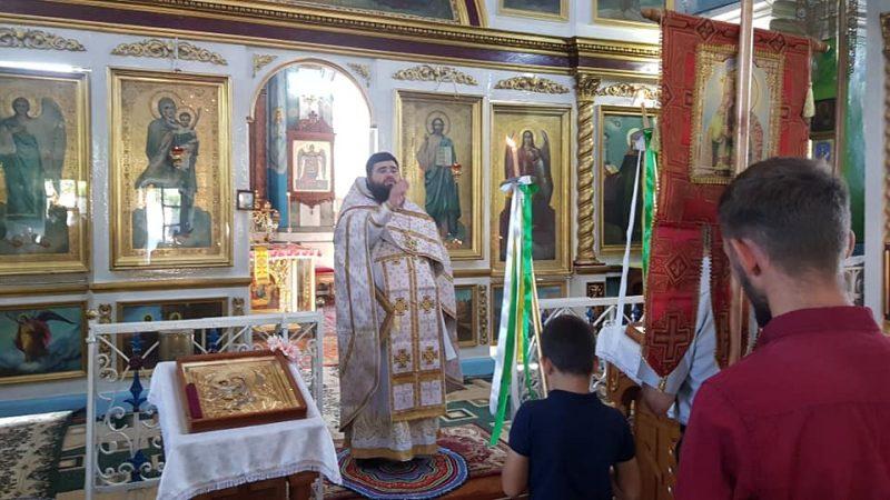 (ФОТО) Богослужение в г. Твардица. Память св. равноапостольного князя Владимира