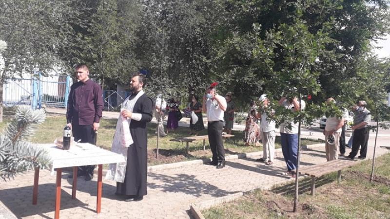 (ВИДЕО) В Чадыр-Лунге почтили память жертв политических репрессий
