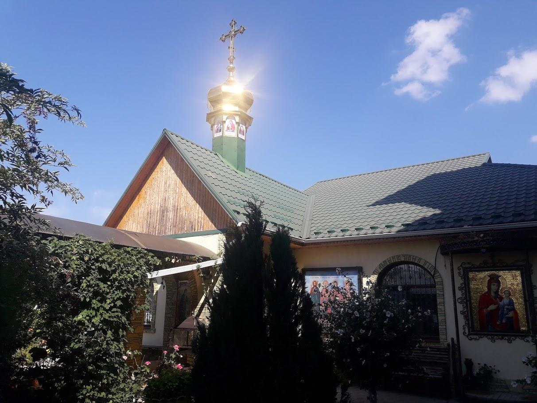 (ФОТО) В Комратском монастыре ведутся строительные работы