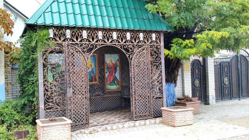 В Свято-Иверском монастыре мун. Комрат украли деньги из жертвенника