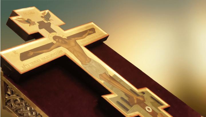 Из какого дерева был сделан Крест Господень?