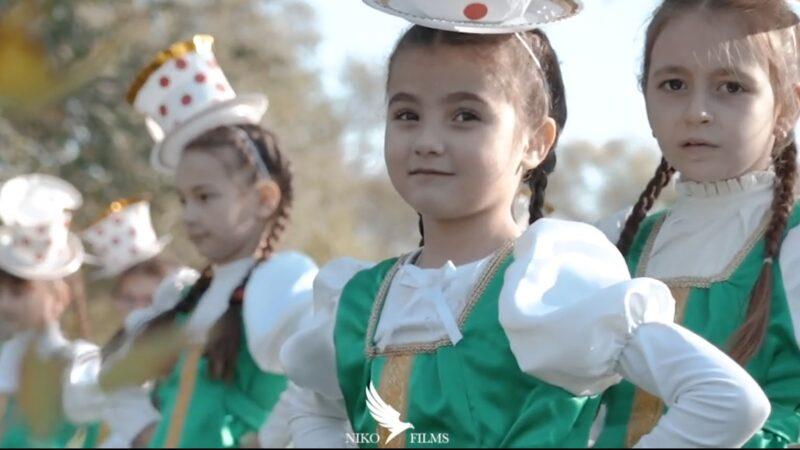 (ВИДЕО) Песня «самовар» в исполнении детей воскресной школы мун. Чадыр-Лунга