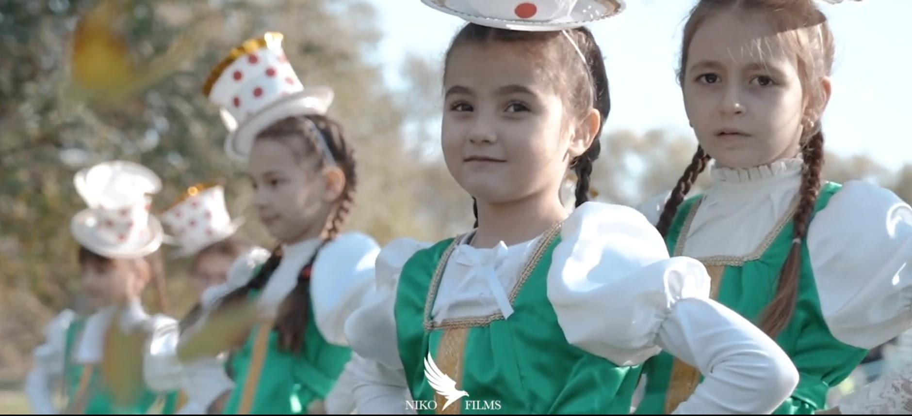 (ВИДЕО) Дети воскресной школы храма Казанской иконы Божией Матери мун. Чадыр-Лунга заняли первое место