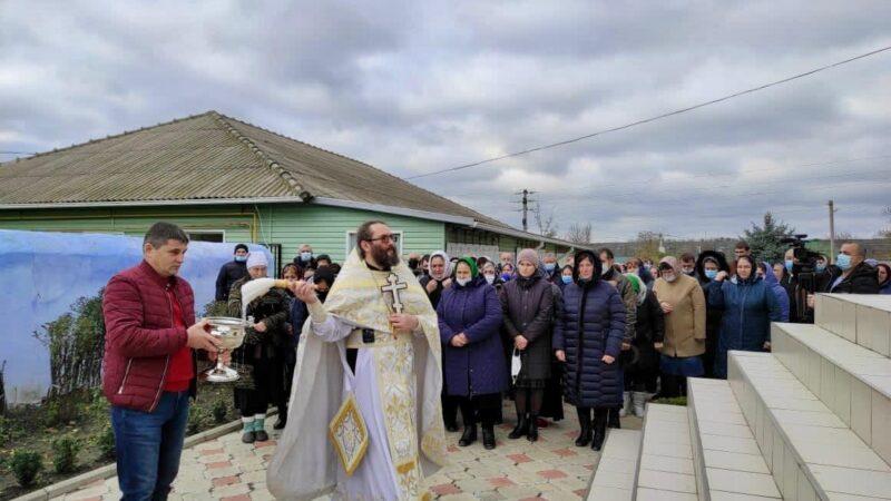 (ФОТО) Свято-Михайловский храм с. Авдарма отметил свой престольный праздник (курбан)
