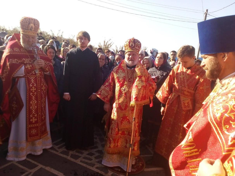 (ФОТО) Свято-Дмитриевский монастырь мун. Чадыр-Лунга отметил свой престольный праздник (курбан)