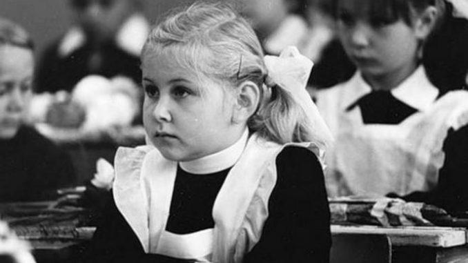 В церковной школе с. Копчак действует проект «Мой первый школьный звонок. Первое сентября»