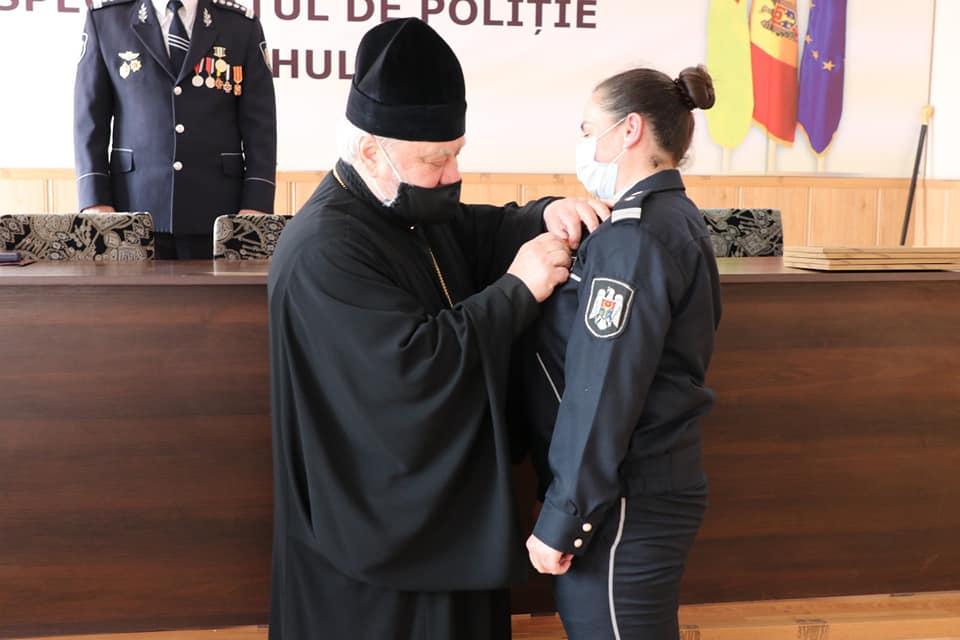 Епископ Анатолий принял участие в праздновании Дня полиции