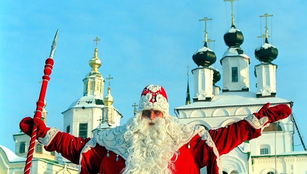 Нужен ли православным детям Дед Мороз