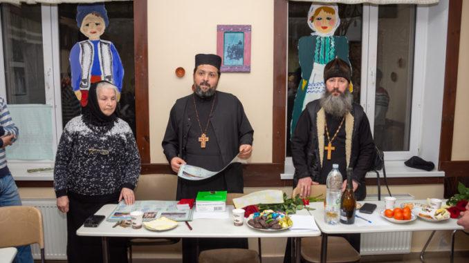(ФОТО) Встреча выпускников церковной школы села Копчак