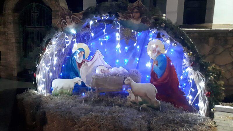 (ВИДЕО) Поздравительный ролик «с Рождеством Христовым» храм мун. Чадыр-Лунга