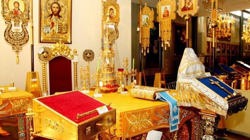 Успенский храм с. Чишмикиой получит в дар церковную утварь из России