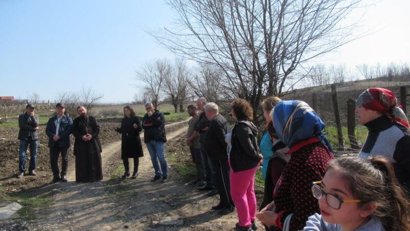 (ФОТО) В селе Чалык приняли решение строить храм вместо часовни