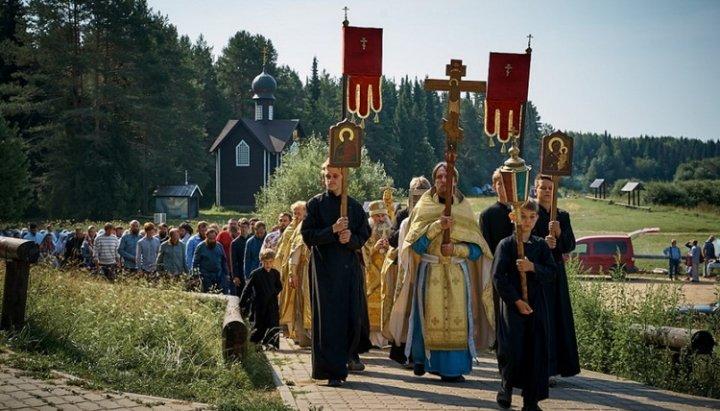 В чем смысл Крестных ходов?