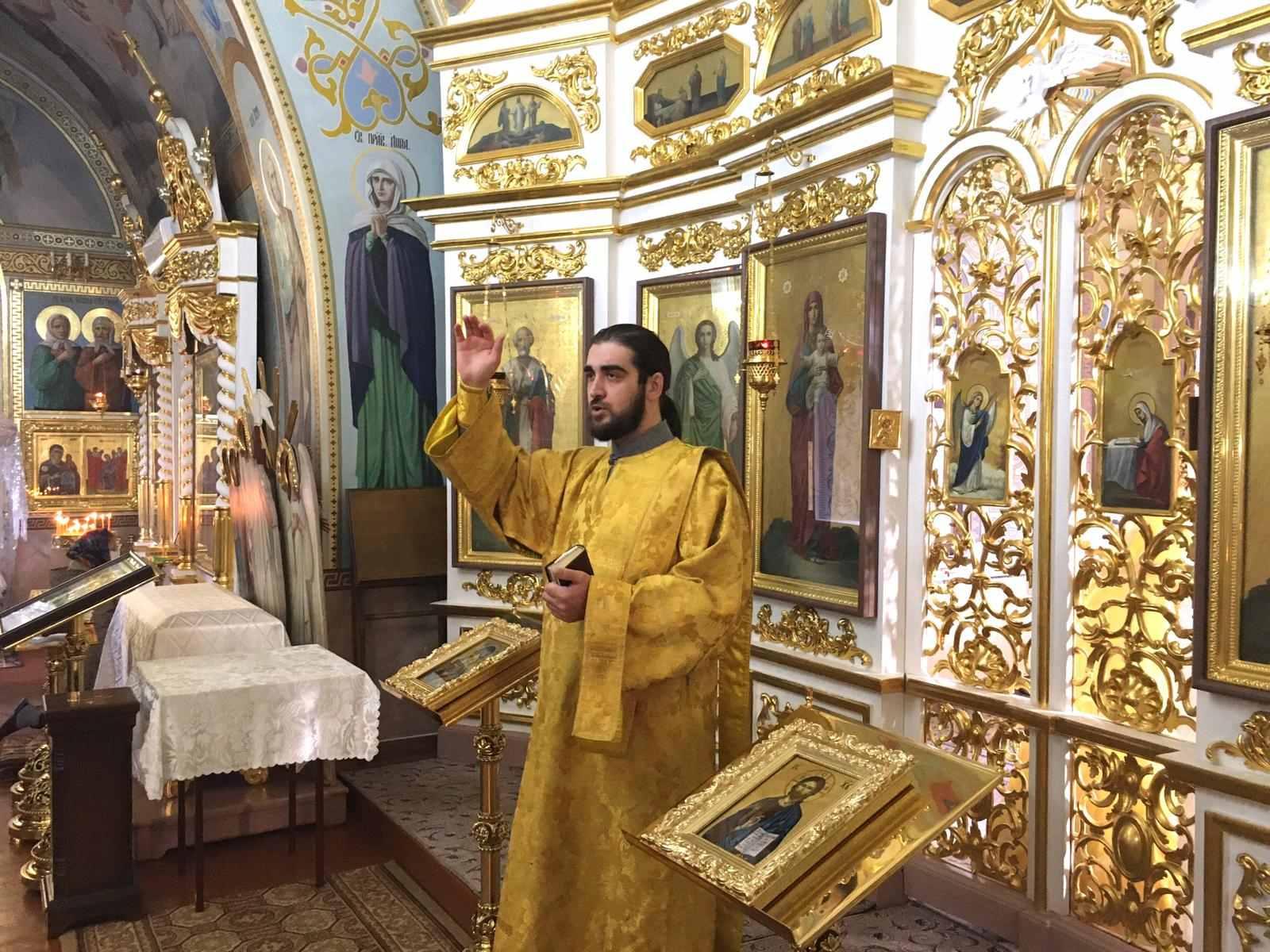 Доклад диакона Петра Кочанжи на тему: «Православный взгляд на суеверия в жизни гагаузов»