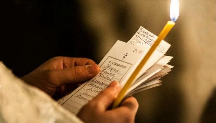 Можно ли молиться о упокоении на Светлой седмице?
