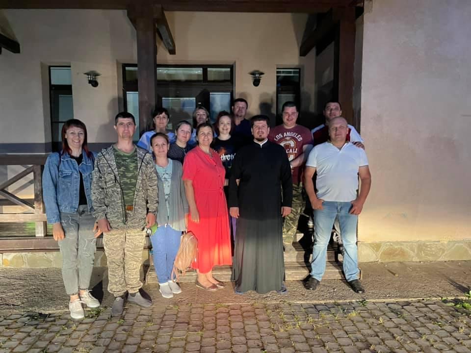 (ФОТО) Духовная встреча гагаузов в Санкт-Петербурге