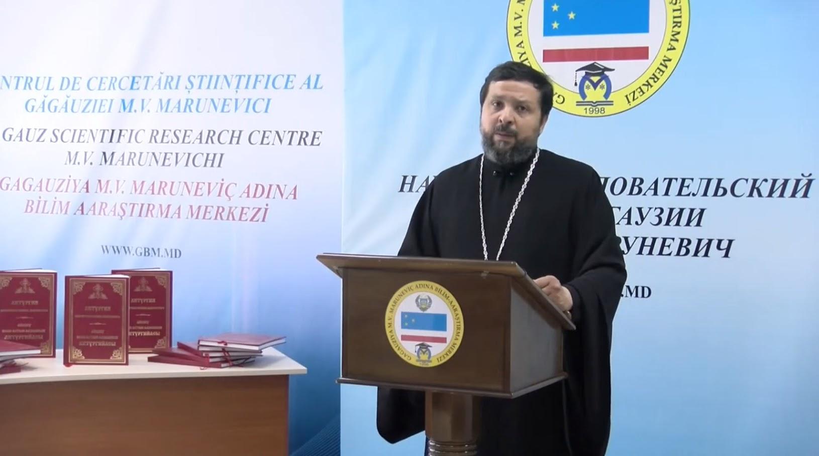 (ВИДЕО) Прот. Виталий Зелинский: «Литургия — это главная встреча человека с Богом»