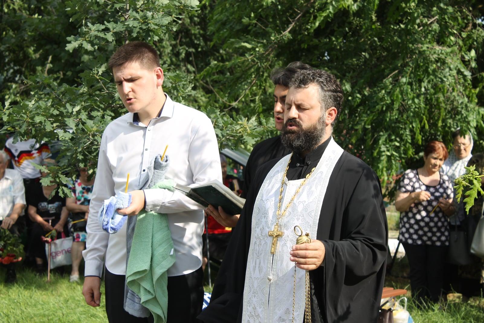 В Чадыр-Лунге отметили память жертв политических репрессий