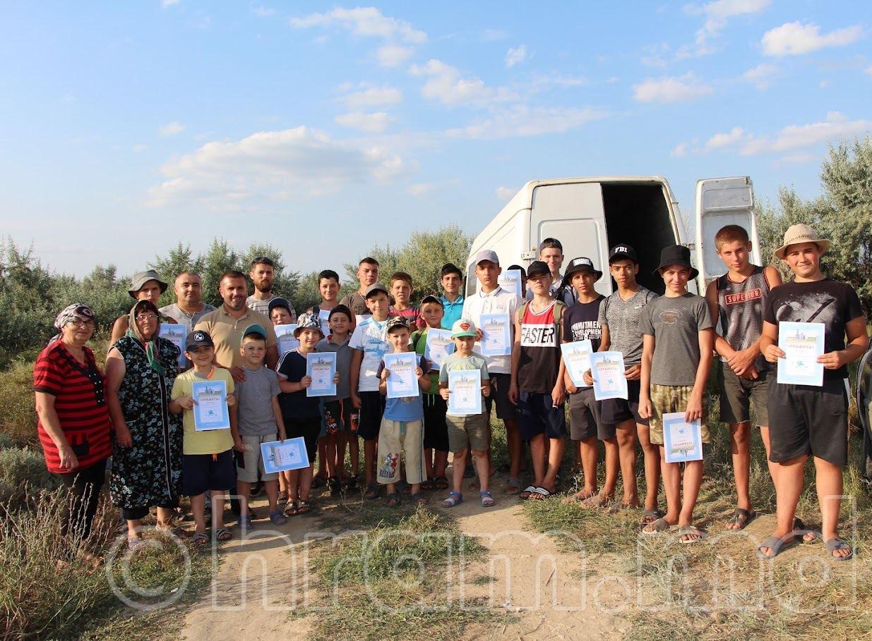 (ФОТО/ВИДЕО) В Чишмикиое состоялся рыболовный турнир «Карасенок 2021»