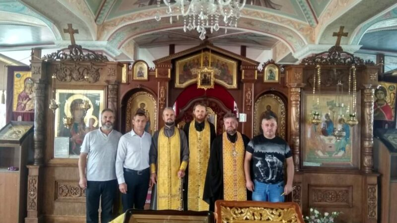В Одессе гагаузские священнослужители молитвенно помянули апостола гагаузского народа прот. Михаила Чакира