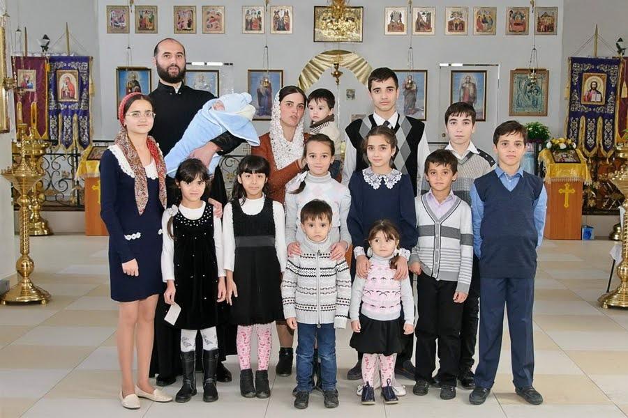 Мать 16-ти детей из Чадыр-Лунги рассказала о методах воспитания